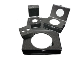 Picture of CTF-GF100-25 - Disc Filter,Grade 2 Glass,1.0um, 25mm, 100/p