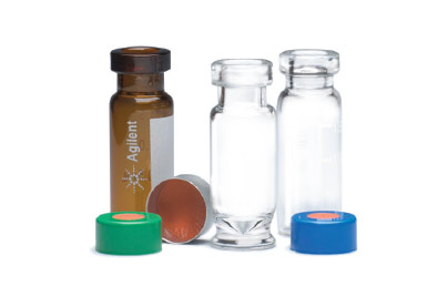 selection of vials