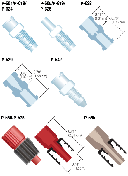 Idea Quick Connect Luer Adapters