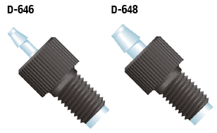 Swivel Barb Adapters