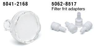 Agilent Glass Inlet Solvent Filters