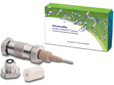 Agilent AdvanceBio Desalting-RP Cartridges