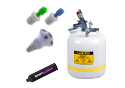 Solvent Waste Container System Kit