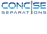 Concise Separations logo