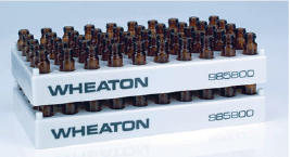 Wheaton 12 mm rack 5/pk