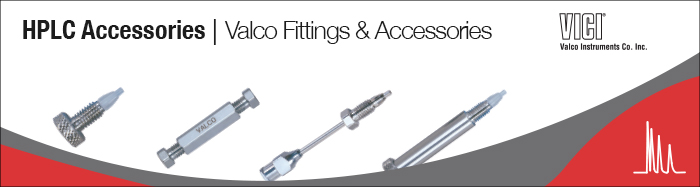 Valco Fittings & Accessories