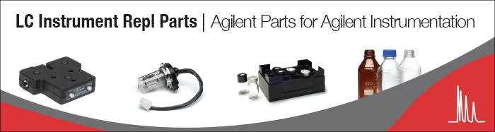 Agilent Parts & Supplies for Agilent Instrumentation