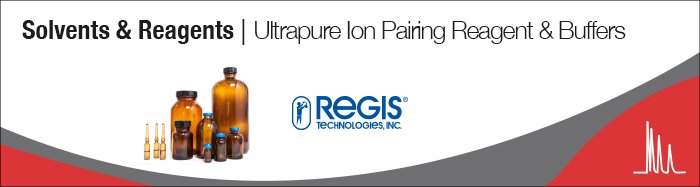Regis Ultrapure Ion Pairing Reagent & Buffers