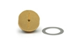 Picture of 5188-5367 - Gold Plated Inlet Seal with Washer