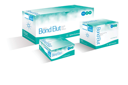 Picture of 12102031 - Bond Elut-C1, 500mg 3mL, 50/PK
