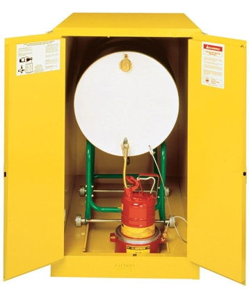 Horizontal Drum Safety Cabinet