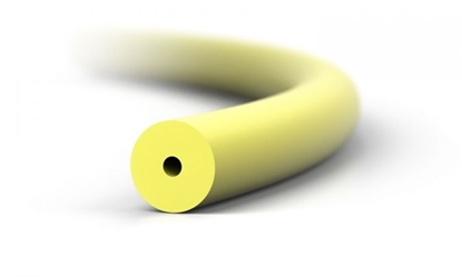 Yellow PEEK tubing