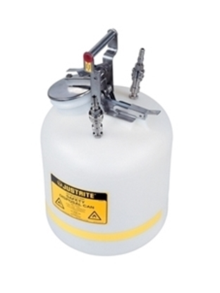 Picture of SAFETY-5SS - 5 Gallon Solvent Waste Containment System SS