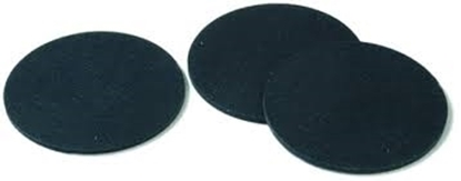 Picture of 309010 - Black Viton Septa,10mm x .030""