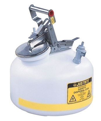 Picture of JT-12752-CC1 - 2 Gal Safety Can 2-PP, 1SS Quick Connect