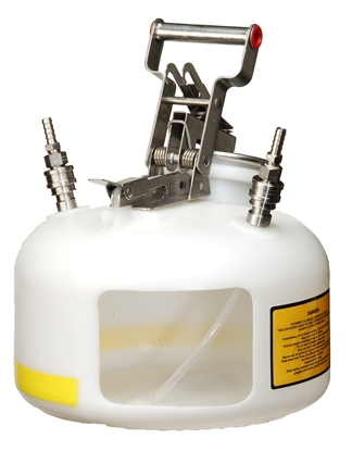 Picture of JT-12752-CC3 - 2 Gal Safety Can 1-PP, 2-SS Quick Connect