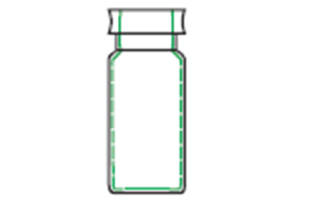 Picture for category 11 mm Wide Mouth Snap Vials