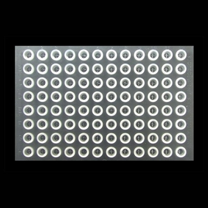 Picture of 96-0663 - Pre-Slit Silicone/PTFE Cap Mat, 5/pk