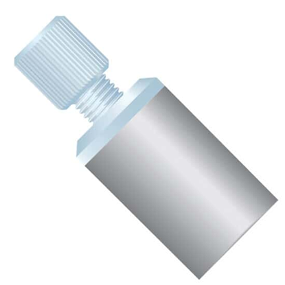 Picture of A-311A - Solvent Filter Inlet Prep 1/4-28