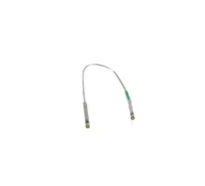 Picture of 5021-1816 - Flexible tubing, green, 105mm, 0.17mm id
