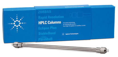 Picture of 820750-901 - ZORBAX Eclipse Plus C18, 4.6 mm, 1.8 ¦m, UHPL