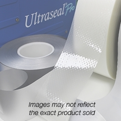 Picture of 96FR-802 - Optically Clear Strong Bond Heat Seal roll, 78 mm x 610 m