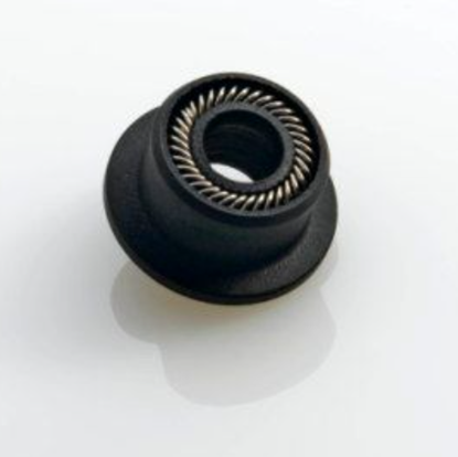 Picture of 93-0007 - Black Seal for Beckman 114M, 116, 126